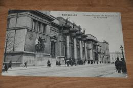 617- Bruxelles / Brussel, Musées Royaux De Peinture............. - Musea