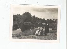 VERTOU (LOIRE ATLANTIQUE) PHOTO SUR LA SEVRE 1935 (PETITE ANIMATION) - Places