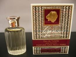 Miniature De Parfum Signoricci 7ml EDT De Nina Ricci - Miniatures Modernes (à Partir De 1961)