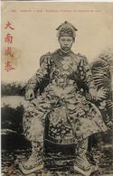 INDOCHINE ANNAM HUE EMPEREUR 1001 - Vietnam