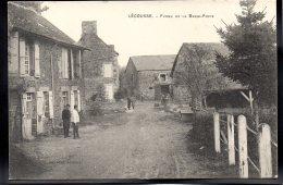 LECOUSSE 35 - Ferme De La Basse Poste - Other Municipalities