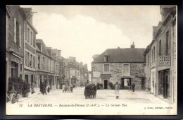 BAZOUZES LA PEROUSE 35 - La Grande Rue - Other Municipalities