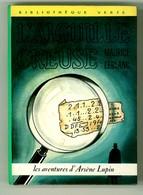 """Bibliothèque Verte N°433 - Maurice Leblanc - """"L'aiguille Creuse"""" - 1970 - Bibliothèque Verte"""