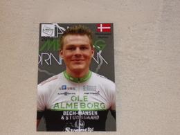 Mathias Westergaard - Team Almeborg Bornholm - 2016 (photo KODAK) - Cyclisme