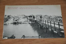 627- Ruines De Dixmude, Pont Sur Yser Et Entrée De La Ville - Alken