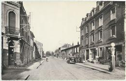 57 - Clouange : Rue Du Maréchal FOCH - Pompe à Essence - France
