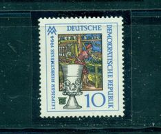 Leipziger Messe Nr.1052 PF I Postfrisch ** Geprüft - Varietà