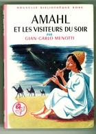 """N.B.R. N°113 - Gian-Carlo Menotti  - """"Amahl Et Les Visiteurs Du Soir"""" - 1962 - Books, Magazines, Comics"""