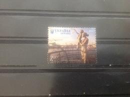 Oekraïne / Ukraine - Standbeeld (2) 2014 - Oekraïne