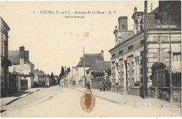 Ligueil - Avenue De La Gare - Francia