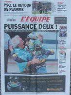 L'Equipe Du 20 Mars 2006 - Formule 1 : Renault - PSG - Monshipour - Bilan Bleus - Newspapers