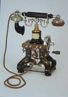 LB TISCH TELEPHON APPARAT ERICSSON TYP 1892 PTT Museum Bern - Sonstige