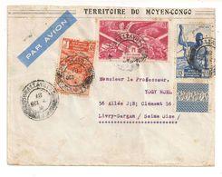 CONGO / LETTRE DE 1947 - Congo - Brazzaville