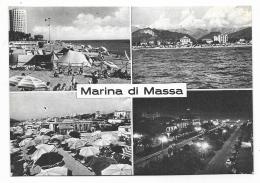 MARINA DI MASSA - VEDUTE - NV  FG - Massa