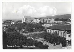 MARINA DI CARRARA - VEDUTA PANORAMICA - VIAGGIATA FG - Massa