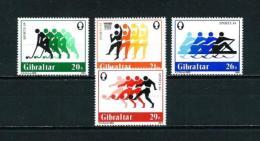 Gibraltar  Nº Yvert  485/8  En Nuevo - Gibraltar