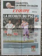 L'Equipe Du 13 Janv. 2006 - Escalettes - Dakar - PSG - Hewitt - Dopage Turin - Newspapers