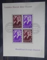 BELGIE  1937     Blok 7   Gestempeld   CW  45,00 - Blocks & Sheetlets 1924-1960