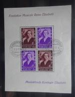 BELGIE  1937     Blok 7  (2)     Gestempeld   CW  45,00 - Blocks & Sheetlets 1924-1960
