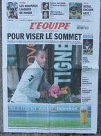 L'Equipe Du 22 Mai 2006 - Bleus - Hingis - Rossi - Ribéry - Bourges - Biarritz - Newspapers