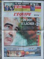 L'Equipe Du 16 Juin 2006 - Mondial De Foot : Les Anciens De 98 Parlent - Cissé - Newspapers