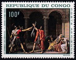 CONGO .1968  YT PA 65  Tableaux N* MH - Congo - Brazzaville