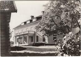 Rättvik - Stiftsgarden - Huvudbyggnaden - (Sweden) - Zweden