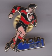 Pin's  RUGBY ADIA INTERIM - Rugby