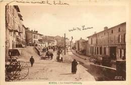 230118 - 31 VERFEIL - Le Grand Faubourg -auto - Verfeil