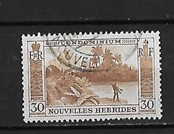 Nouvelles Hebrides Yv. 180 O. - French Legend