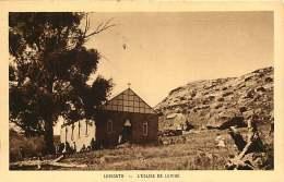 230118 - AFRIQUE LESSOUTO L'église De Léribé Mission évangélique - Lesotho