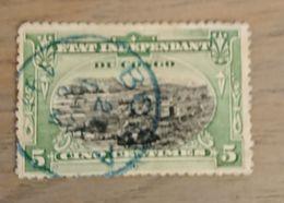 Congo Belge -  1894  YT 16 Oblitéré - Congo Belge