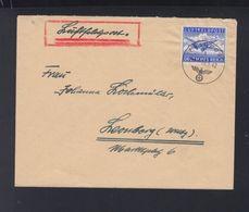 Dt. Reich Feldpostbrief 1942 00604 RAD-Abteilung 4/214 Abart - Briefe U. Dokumente