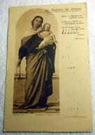 SIENA MADONNA DEL CARMINE ORATORIO SANTA TERESA 1923 - Siena