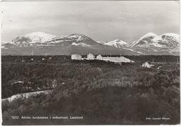 Abisko Turiststation I Middnattssol, Lappland - (Narvik, 1957) - (Sweden) - Zweden