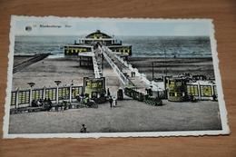 643- Blankenberge, Pier - 1956 - Blankenberge
