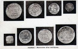 MAROC-  380-  Monnaies D'Or Antiques. - Other