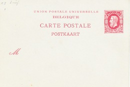 893/25 - Entier Postal Type TP 30 Rouge - REIMPRESSION R21 ( Voir Catalogue SBEP 2009) - ETAT NEUF LUXE - Entiers Postaux