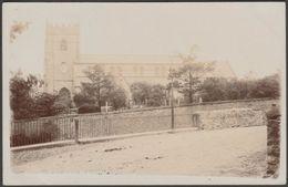 Parish Church, Ingleton, Yorkshire, C.1905 - Whittaker & Co RP Postcard - England