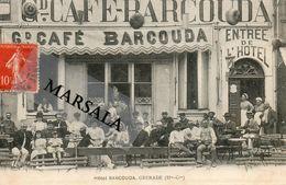 CPA  Grenade  Hotel  Barcouda - Frankrijk