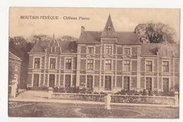 Walshoutem: Château Pierco. - Landen