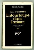 """Espionnage - James Bond - Ian Fleming - """"Entourloupe Dans L'azimut"""" - 1958 - Anciens (avant 1960)"""