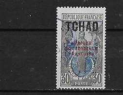 Tchad Yv. 38 O. - Chad (1922-1936)