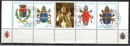PIA . VAT - 1997 : 100°  Della  Nascita  Di  Papa  Paolo  VI - (SAS 1093) - Oblitérés