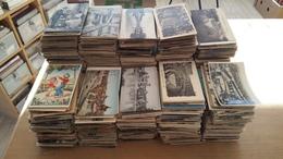 DEPART 1 EURO - ENORME LOT + De 4850 CPA TYPE DROUILLE - Cartes Postales