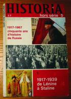 Livre Revue Historia Hors Série 5 Juin 1967 - History