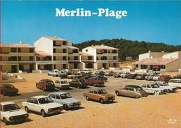 85 - Vendée - Merlin Plage - Village De Vacances - Voitures - Frankreich