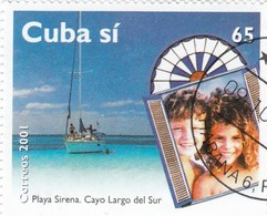 Cuba 2001 - Yt 3952 Used - Cuba
