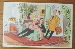 CPA 389 Carte Postale Humoristique Dessin L. Bonnotte - Humor
