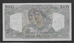France 1000 Francs Minerve Et Hercule - 27-5-1948 - Fayette N°41-21 - TTB - 1871-1952 Circulated During XXth